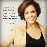 Michele Ruiz, Define Goal Mantra