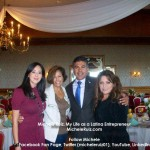 Michele Ruiz with Tony Cardenas and Chef Lala