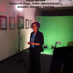 Michele Ruiz taping for SCMBDC