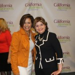 Michele Ruiz and Gloria Allred