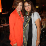 Michele Ruiz and Martha Montoya