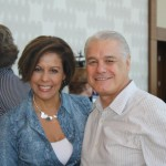 Michele Ruiz and Robert Bard - Latina Style magazine
