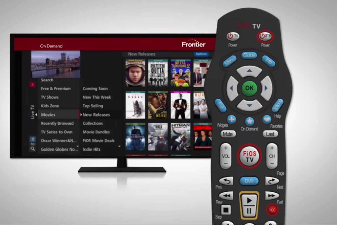 Digital Trends: Video On Demand Services - Frontier's Movie Room