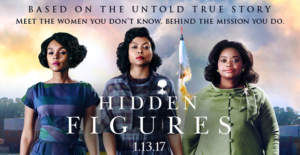Hidden Figures. Photo courtesy of 20th Century Fox